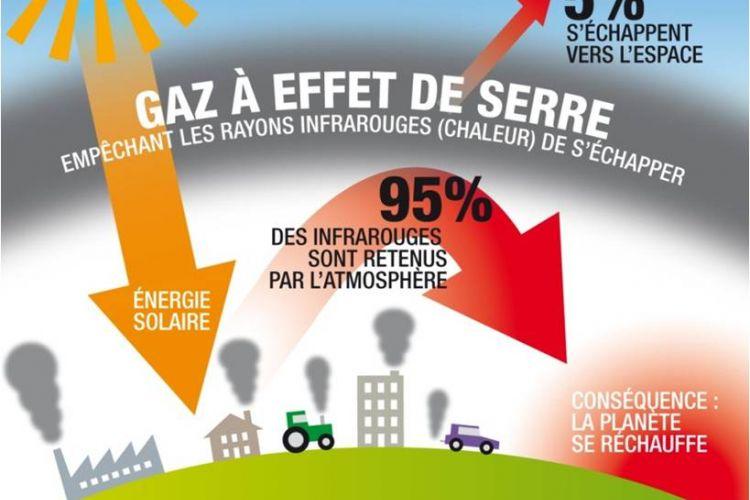 <b>MCDONALD'S, pour une diminution des émissions de gaz à effet de serre </b>