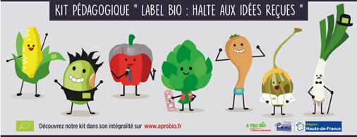 <b>A PRO BIO, pour la promotion du Bio</b>