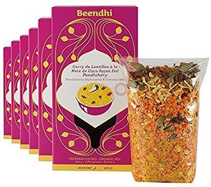 <b>BEENDHI, pour des recettes végétariennes, fraîches et estivales</b>