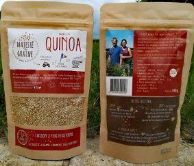 <b>BERRY GRAINES Culture quinoa</b>
