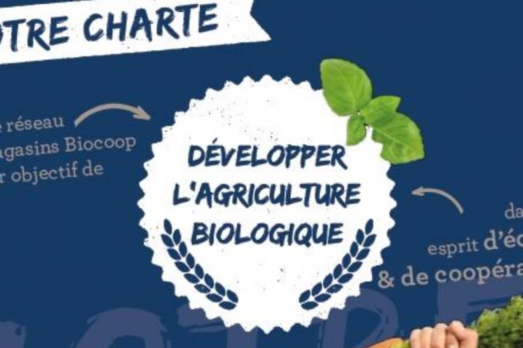 <b>BIOCOOP Agriculture biologique</b>