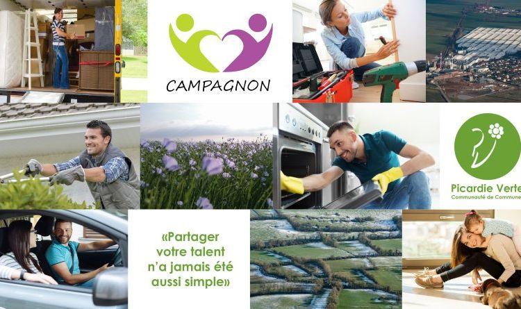 <b>CAMPAGNON, la plateforme de services en milieu rural</b>