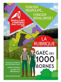 <b>CHAMBRE D'AGRICULTURE DU RHÔNE, les échanges parcellaires</b>