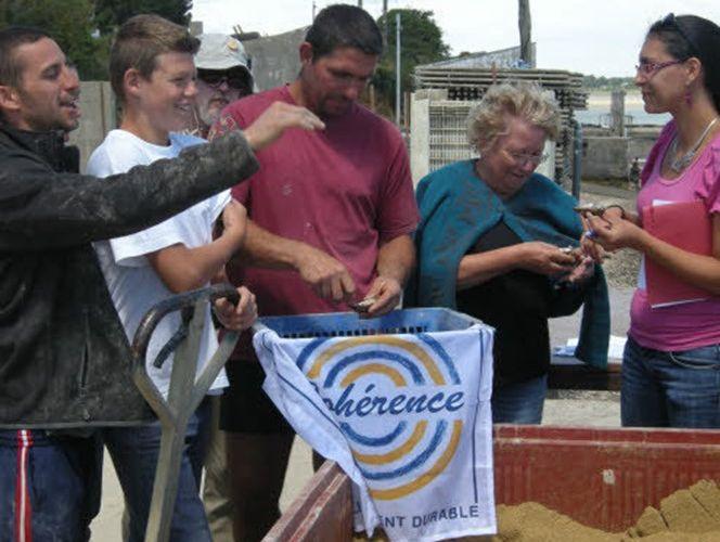 <b>RESEAU COHERENCE, pour une ostréiculture durable et solidaire</b>