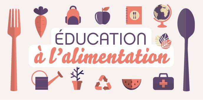 <b>EDUSCOL, pour une démarche d'éducation à l'alimentation responsable et durable</b>