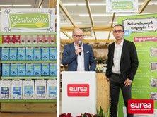 <b>EUREA, pour une marque alimentaire au plus près des producteurs et des consommateurs</b>