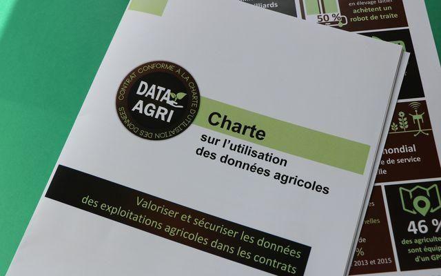 <b>FNSEA Charte de données agricoles</b>