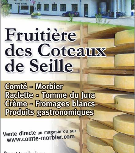 <b>FRUITIERE DES COTEAUX DE SEILLE E-commerce</b>
