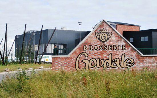 <b>BRASSERIE GOUDALE, entre tradition et modernité</b>