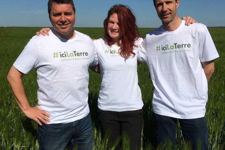 <b>ICI LA TERRE, un lien téléphonique entre agriculteurs et grand public</b>