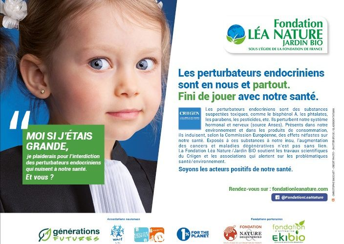 <b>LEA NATURE : Une fondation au service de la nature</b>