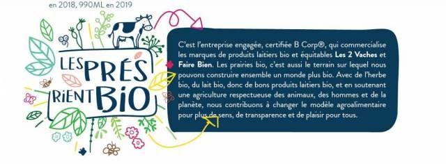 <b>Les Prés Rient Bio, Le bio en Normandie</b>