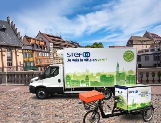 <b>STEF Transport moins polluant</b>