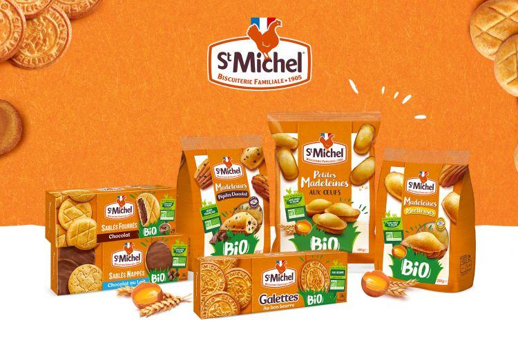 <b>ST MICHEL, La biscuiterie familiale engagée</b>