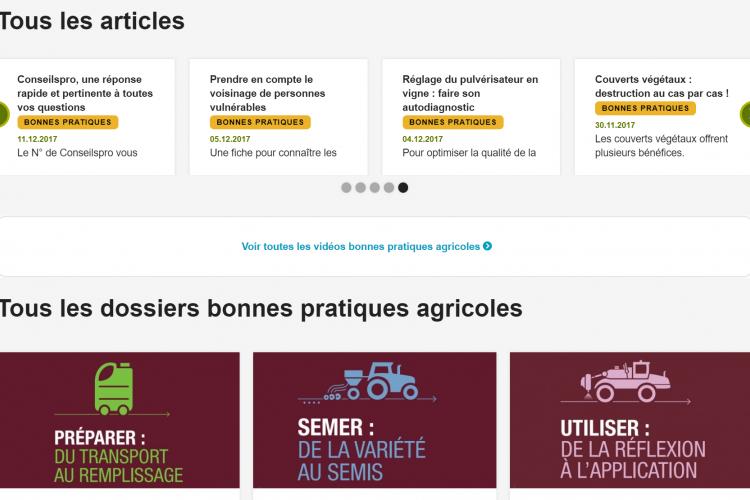 <b>SYNGENTA Bonnes pratiques agricoles</b>