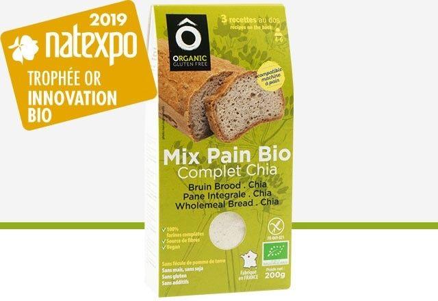 <b>TERRA CERES, pour des produits bio, sans gluten ni lactose</b>