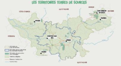 <b>TERRES DE SOURCES, pour protéger l'eau</b>